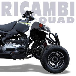 Ricambi Quad