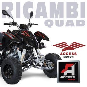 Ricambi Quad Access Motor