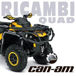 Ricambi Quad Can-Am BRP
