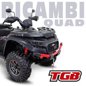 Ricambi Quad TGB