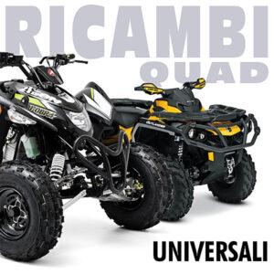 Ricambi Quad Universali
