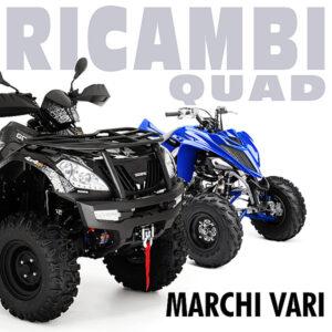 Ricambi Quad Marchi Vari