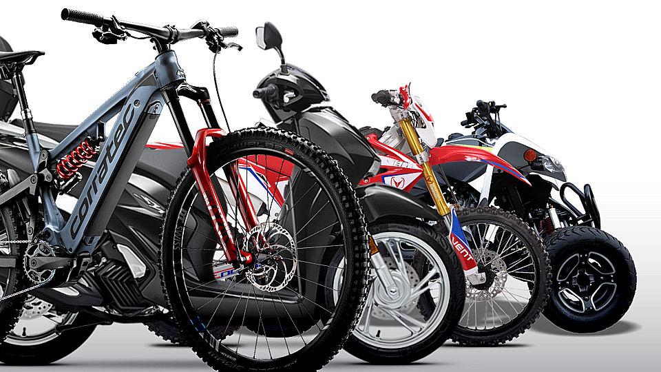 Vendita Bici E-Bike Moto Quad Scooter
